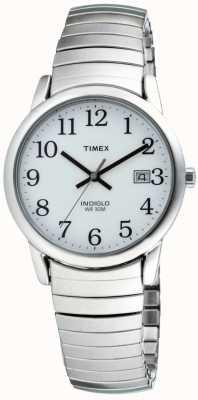 Timex Bracelet extensible Heritage Easy Reader pour homme T2H451