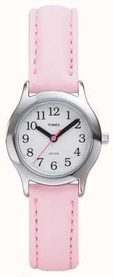 Timex Femmes / enfants rose montre bracelet T79081