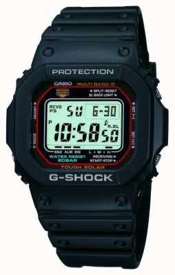 Casio Chronographe d'alarme numérique pour homme G-Shock GW-M5610-1ER