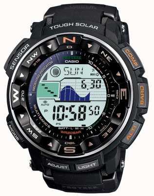 Casio Pro-trek la montre radio pilotée de Gent PRW-2500-1ER