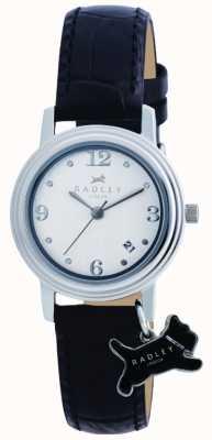 Radley Darlington cuir noir montre bracelet RY2007