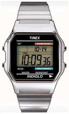 Timex Indiglo alarme chronographe de Gent T78587