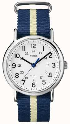 Timex Indiglo unisexe Weekender montre T2P142