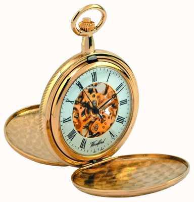 Woodford chasseur complet montre de poche 1038