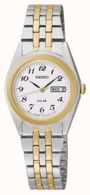 Seiko jour de Mesdames / montre de la date SUT116P9