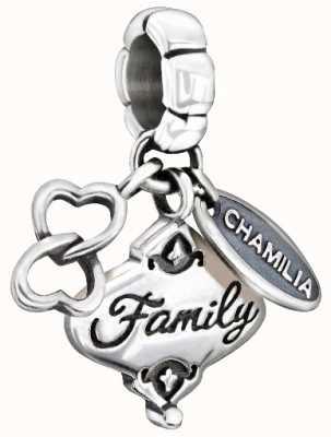 Chamilia Argent - son cadeau de famille 2010-3139