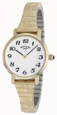 Rotary Montre bracelet classique pour femme en or LBI00762
