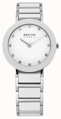 Bering Montre en céramique et bracelet en métal 11429-754