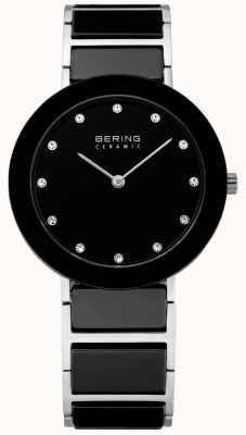 Bering Cristal encart céramique designer horloger 11435-749