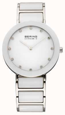 Bering Montre en céramique et bracelet en métal 11435-754