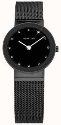 Bering Mesdames acier inoxydable montre analogique à quartz 10126-077