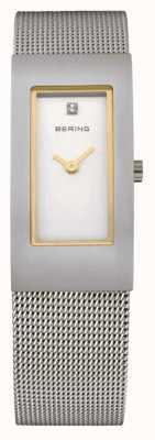 Bering Mesdames acier inoxydable montre analogique à quartz 10817-004