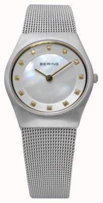 Bering Mesdames acier inoxydable montre analogique à quartz 11927-004
