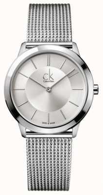 Calvin Klein Collection minimale | bracelet en acier inoxydable | K3M22126