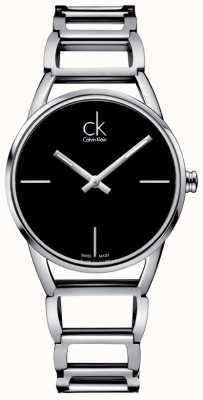Calvin Klein Montre majestueuse de dames K3G23121