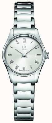 Calvin Klein Regarder dames classiques K4D2314Z