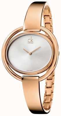 Calvin Klein Regarder dames impétueux K4F2N616