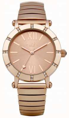 Lipsy Rose expandeur or montre bracelet LP100