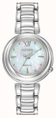 Citizen Dames Montre Eco-Drive l sunrise EM0330-55D