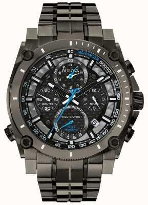 Bulova Mens précisionniste champlain chronographe 98G229