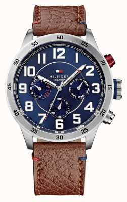 Tommy Hilfiger Mens TRENT multiples montre de fonction 1791066