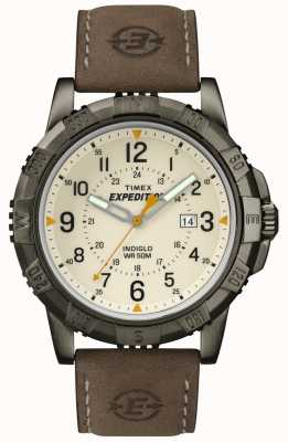 Timex Terrain accidenté de l'expédition Indiglo T49990