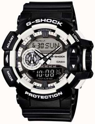 Casio Mens g-choc montre noire GA-400-1AER