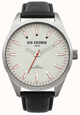 Ben Sherman Londres regardent mens WB007S