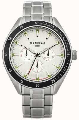 Ben Sherman Londres regardent mens WB011SM