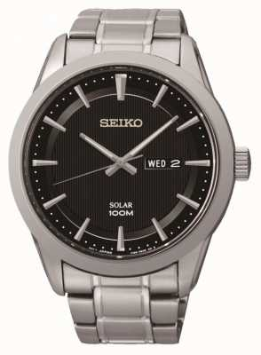 Seiko Mens Watch énergie solaire SNE363P1