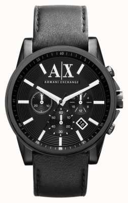 Armani Exchange Outerbanks mens montre chronographe AX2098