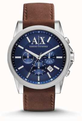 Armani Exchange Outerbanks mens montre chronographe AX2501