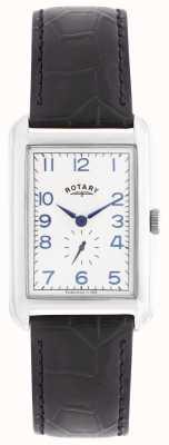 Rotary Mens portland montre habillée GS02697/21