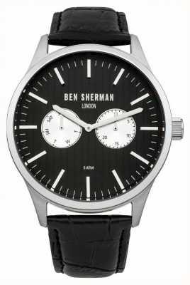 Ben Sherman Hommes spitalfields de Social Watch WB024BA