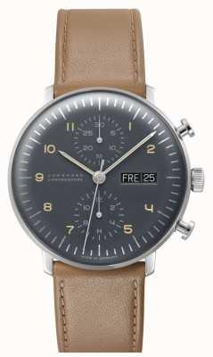 Junghans Projet de loi chronoscope Max 027/4501.01