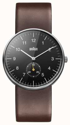Braun Mens Watch noir marron BN0024BKBRG