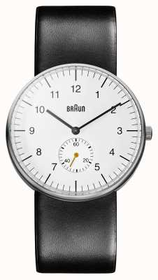 Braun Mens Black Watch BN0024WHBKG