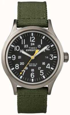 Timex Mens INDIGLO montre de l'expédition T49961