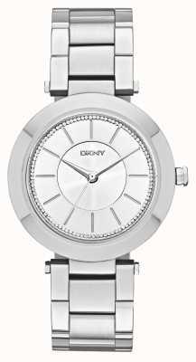 DKNY Mesdames Stanhope acier inoxydable 2.0 NY2285