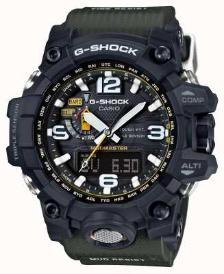 Casio MudMaster g-shock Prime rc solaire dure GWG-1000-1A3ER