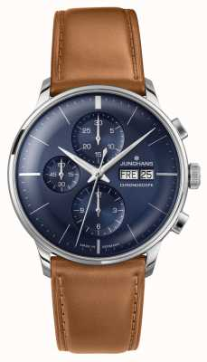 Junghans Meister chronoscope (date anglais) 027/4526.01