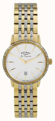 Rotary Plaqué Womens les originales pvd or LB90056/01