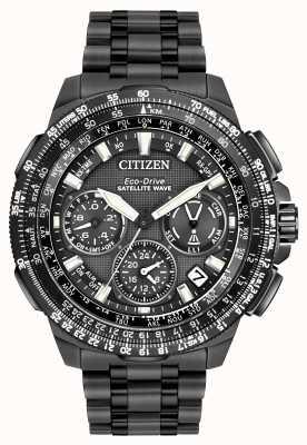 Citizen Promaster navihawk gps noir super titane CC9025-85E