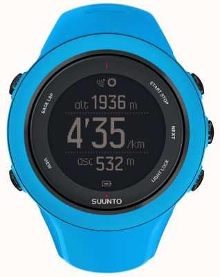 Suunto Ambit3 bleu de sport (h) SS020679000