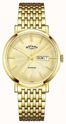 Rotary plaqué or Mens cadran or GB05303/03