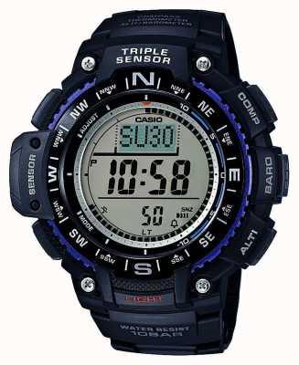 Casio Chronographe numérique à triple capteur SGW-1000-1AER