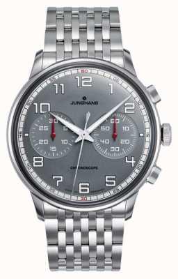 Junghans Meister driver chronoscope 027/3686.44