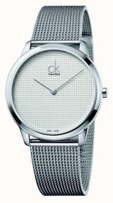 Calvin Klein Mesh unisexe minimale K3M2212Y