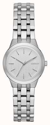 DKNY dames Parc de pente de la montre en argent NY2490