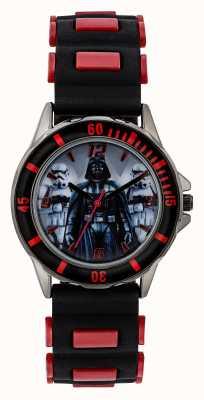 Star Wars star wars Childrens darth vader bracelet noir STW3434